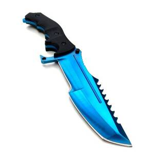 Huntsman CS:GO blue